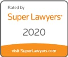 Rated Super Lawyers 2020